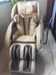 Cadeira/poltrona de massagem completa