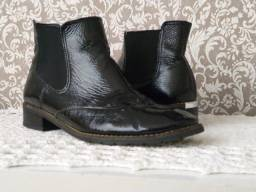 Título do anúncio: bota cano curto usaflex 37