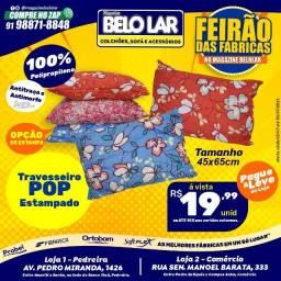 Travesseiro Pop Estampado, Feirão das Fabricas Magazine Belolar