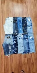 Bermudas Jeans Linha Premium Atacadao