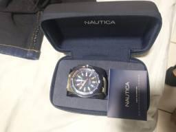 Relógio Nautica Masculino novo