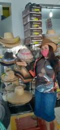Chapéu, camisas com uv