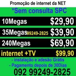 internet planos net