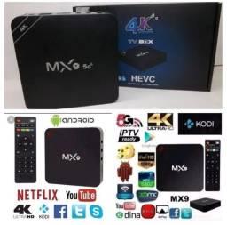 Título do anúncio: Smart Box MX9