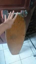 Título do anúncio: skate longboard 80 reais