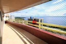 Cond. Edifico Solar da Praia| 4 Dormitórios| Vista pro Rio| 18º Andar