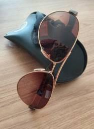 óculos de sol Ray Ban feminino original