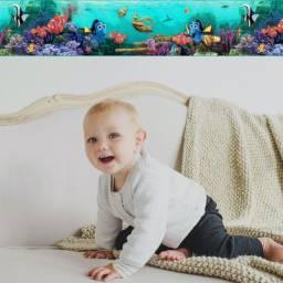 Papel De Parede Faixa Adesiva de Parede Procurando Nemo 1mx15cm