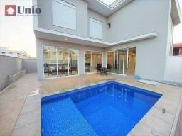 Casa com 3 dormitórios à venda, 242 m² por R$ 1.100.000 - Parque Taquaral - Piracicaba/SP