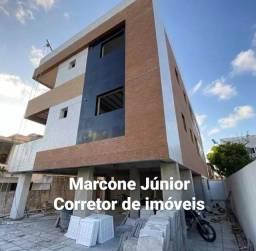Título do anúncio: Ótimos apartamentos de dois quartos no bairro Bessa - João Pessoa - PB