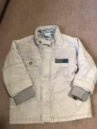 Vendo jaqueta marca Carinhoso tam. 2