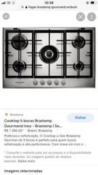 Vendo cooktop Brastemp Goumant