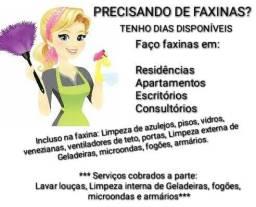 Faxina/diarista