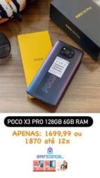 Poco X3 Pro 128gb PROMOÇÃO