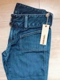 Calça jeans diesel - feminina