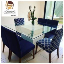 Título do anúncio: Cadeiras de cozinha (reformas e reparos)