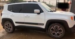 Título do anúncio: Jeep renegade longitude aceita troca por camionete pago a diferença