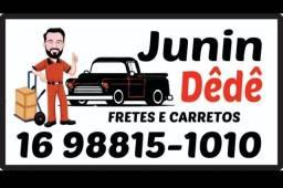 """ Carretos e Fretes "" chame no WhatsApp"