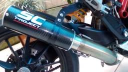Ponteira moto Project