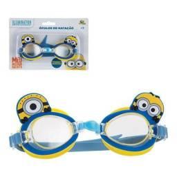 Título do anúncio: Óculos De Natação Infantil Minion - Art Brink