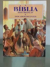A Bíblia das Crianças e dos Adolescentes -- EM PERFEITO ESTADO