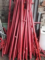 Título do anúncio: Tubos de ferro 2,50 o kg