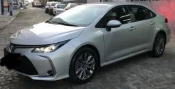 Título do anúncio: Corolla XeI 2020 automático único dono com apenas 15500 quilômetros rodados.