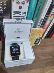 Relógio Champion Smartwach + 2 pulseiras