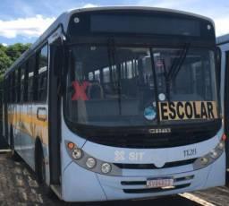 Ônibus Escolar - Mercedes OF-1418, Caio Apache, 2011