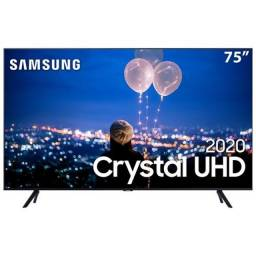 Smart tv 75 uhd 4K Samsung  Crystal