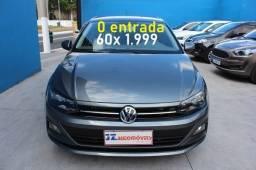 Título do anúncio: Volkswagen  Virtus Confortline 1.0 Turbo Automatico  2020