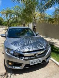 Honda Civic EX- Câmbio automático - 2017 EXTRA