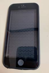 Capa à prova de água iPhone 6/6s - Borracha de Silicone