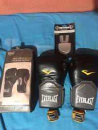Vendo kit luvas Everlast 12