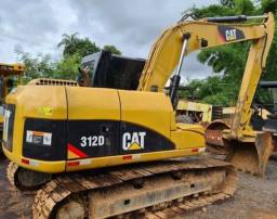 Escavadeira CAT 312 - 2011