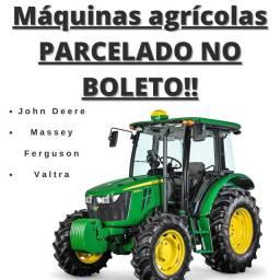 Crédito para compra de máquinas Agrícolas