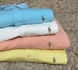 Oxford camisas Ralph Lauren