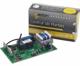 Central universal para motores de portão eletrônico