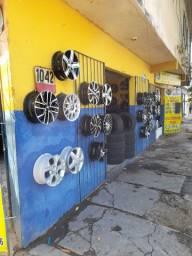 Pneus e pneus ligue Adriano pneus loja aqui