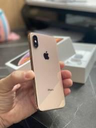 Título do anúncio: iPhone XS Gold Dourado 256gb Usado