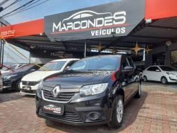 Título do anúncio: Renault Logan zen 1.0 completo