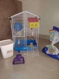 Vendo gaiola hamster