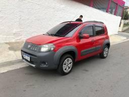 Título do anúncio: Fiat Uno Way 2012