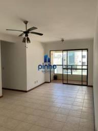 Apartamento para Locação em Salvador, Stiep, 3 dormitórios, 1 suíte, 2 banheiros