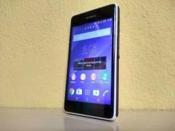 Título do anúncio: Sony Xperia E1 DualChip 3G Desbloqueado com Tv Digital  C/Carregador da Apple