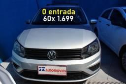 Título do anúncio: Volkswagen Saveiro Trendline 1.6 2020