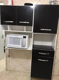 Armário de cozinha seminovo