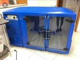 Máquina de secar animais para petshop