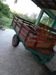 Carreta agrícola para Tobata BARBADA TORRO