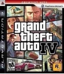Grand Theft Auto 4 de Ps3